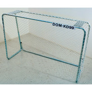 Lightweight White Nylon Hockey Nets