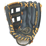 "12"" Baseball P.E. Glove -  nylon back/leather front -  Regular"
