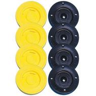 Shuffleboard discs