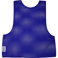 Youth Football Scrimmage Vest - Royal Blue