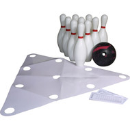 Deluxe Plastic Bowling Set