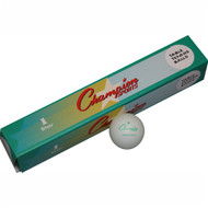 Champion 1-Star Table Tennis Balls (Doz)