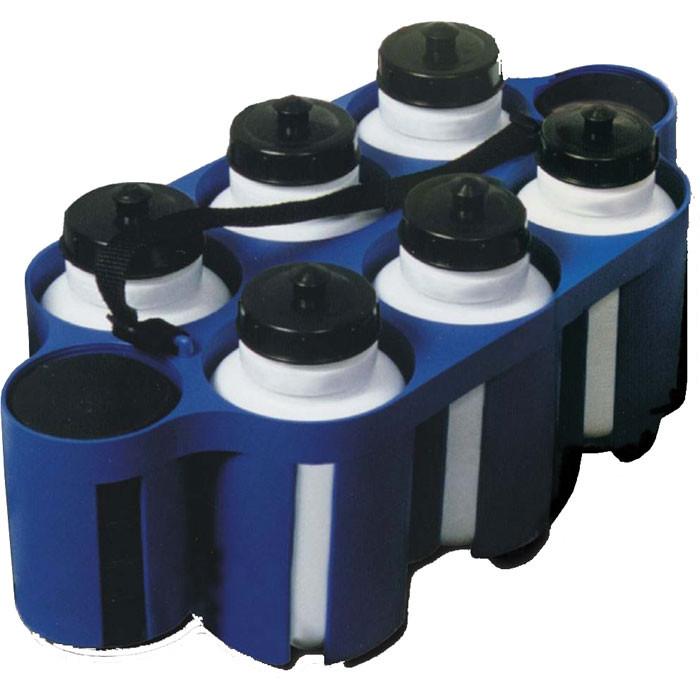 Water bottle/Carrier set (6 bottles)