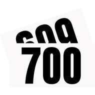 Competitor Numbers #601 to #700