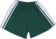 Windsor Stock Field Hockey Shorts - Forest/White