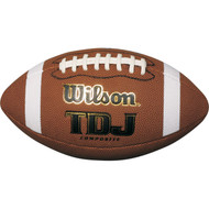 Wilson TDJ Jr. Composite Football