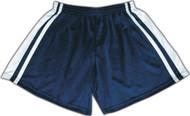 Windsor Stock Field Hockey Shorts - Navy/White