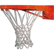 Front Mount Double Ring Basketball Goal