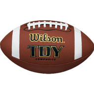 Wilson TDY Youth  Intermediate Composite Football