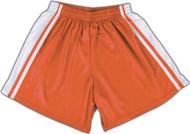 Windsor Stock Field Hockey Shorts - Orange/White