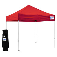 Canopy Kit 10'x10' Frame and Top - Premium Stock Colours - Black -  Red or Kelly