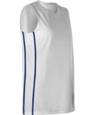 Alleson 535J Women's Side Stripes Basketball Jersey