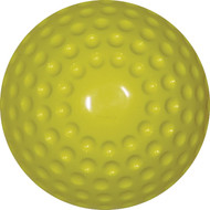 "11"" Yellow Pitching Machine Ball"