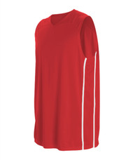 "Alleson 535J Youth ""Side Stripes"" Basketball Jersey"