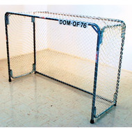 Extra Heavy White Nylon Hockey Nets