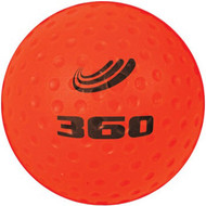Gold Match Field Hockey Ball - ORANGE