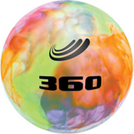Bronze Practice Field Hockey Ball - Rainbow