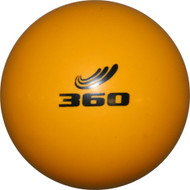 Bronze Practice Field Hockey Ball - Yellow