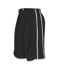 Alleson 535P Adult Side Stripes Basketball Short