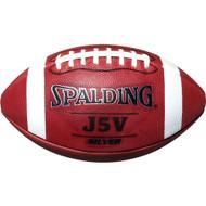 Spalding J5V Silver Football