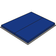 Educator Mat 5'x5'x2.25 Velcro 4 Sides