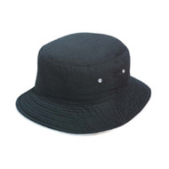 KNP Adult,Youth Garment Washed Cotton Twill Bucket Hat/Sandwich Peak (KP-CT3880)