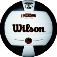 Wilson I-COR Power Touch Volleyball BLACK/WHITE