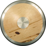 1 kg  Wood/Steel Rim Discus