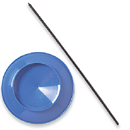 Juggling plate & stick