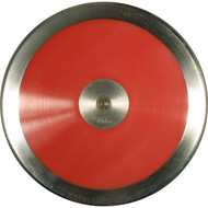 1.61 kg Plastic/Steel Rim Discus