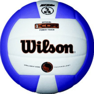 Wilson I-COR Power Touch Volleyball PURPLE/WHITE