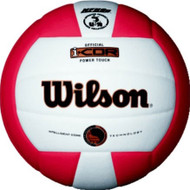 Wilson I-COR Power Touch Volleyball RED/WHITE