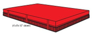 Deluxe Model Crash Mat  4'x8'x24""