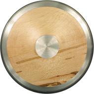 2 kg  Wood/Steel Rim Discus