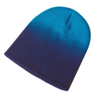 KNP Adult Arcylic Knit Toque With Gradually Dip-Dye Color Effect (KP-AC2930)