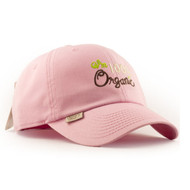 KNP Adult 100% Certified Organic Cotton Cap (KP-OC6110)