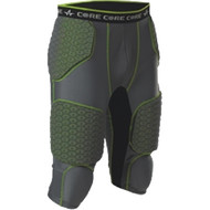 Core Integrated 7 Pad Football Girdle - Adult