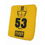 """Fisher Rectangular Body Shield (3"""" thick)"""