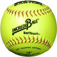 "12"" Yellow Soft Touch Incrediballs (See UOM)"