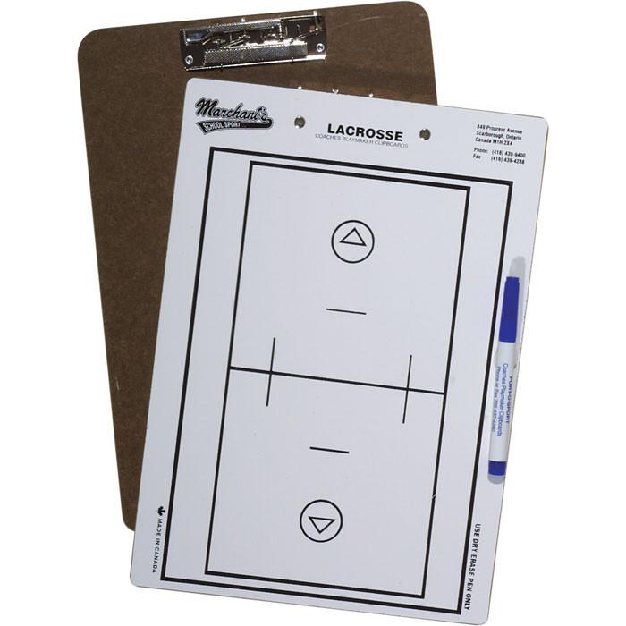 Lacrosse game board