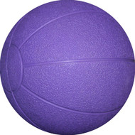 Rubber Medicine ball 1 kg Purple