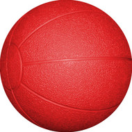 Rubber Medicine Ball 2 kg. Red