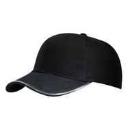 KNP Adult Brushed Cotton 3M Scotchlite Reflective Safety Cap