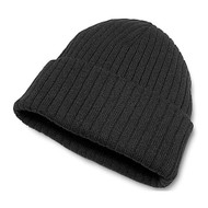 KNP Adult Cotton/Acrylic Rib Knit Toque with Cuff (KP-CA2520)