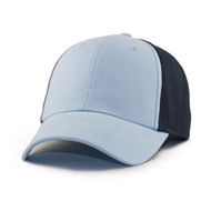KNP Adult Brushed Cotton Twill Two Tone Value Cap (KP-CT6330)