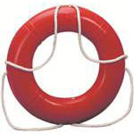 "20"" Ring Buoy - Orange 4.2lbs"