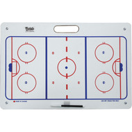 "16"" X 24"" Hockey Wall Coaching Board"