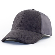 KNP Adult Acrylic Knit Jacquard Panels Cap (KP-CA6350)