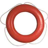 "24"" Ring Buoy - Orange 6.4lbs"