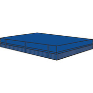 "12"" thick High Jump Pit 5X10"